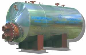 ВПЕГ-2,5 (СТД 3070) теплоизолированный