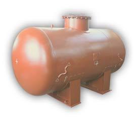 бак для хранения герметизирующей жидкости
